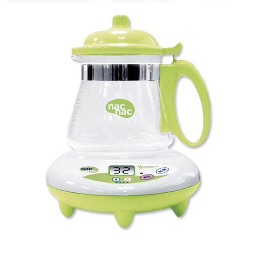 【奇買親子購物網】NacNac微電腦調乳器TM-602M(綠色新款上市)
