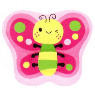 【奇買親子購物網】拉孚兒 naforye 春夏田園四季枕(蝴蝶/蜜蜂/瓢蟲)