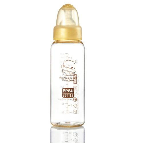 【奇買親子購物網】酷咕鴨KU.KU. PPSU標準奶瓶150ml