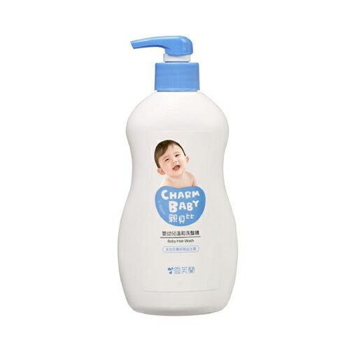 【奇買親子購物網】雪芙蘭親貝比嬰幼兒溫和洗髮精400ml