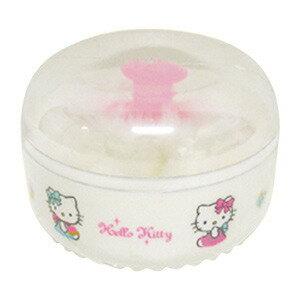 【奇買親子 網】凱蒂貓粉撲盒