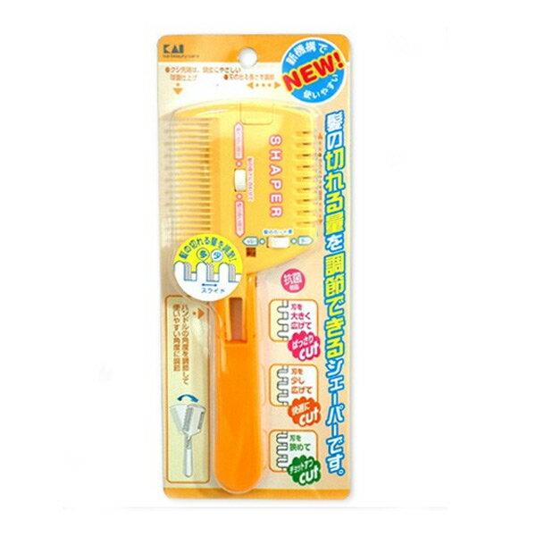 【奇買親子購物網】東京西川 貝印打薄髮器