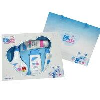 【奇買親子購物網】施巴 Sebamed 嬰兒粉藍熊語禮盒 0