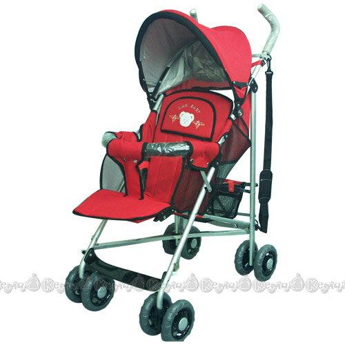 【奇買親子購物網】IANBABY833可180度平躺傘車