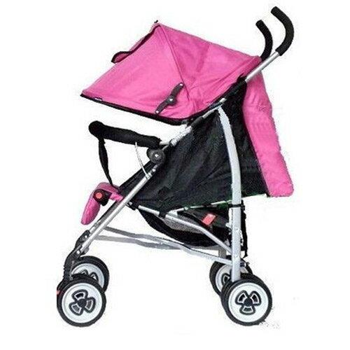 【奇買親子購物網】Mother''sLove全罩式輕便型傘車手推車可肩揹