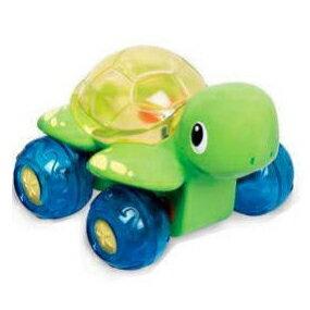 【奇買親子購物網】Munchkin動物車洗澡玩具-烏龜