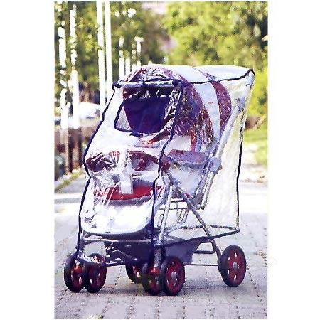 【奇買親子購物網】美國SYNCON 欣康 手推車雨罩(用於H3推車)-L