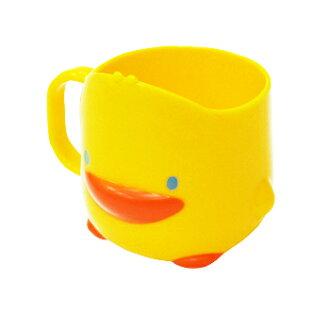【奇買親子購物網】黃色小鴨 PiYO PiYO 造型立體杯240ml/可微波爐