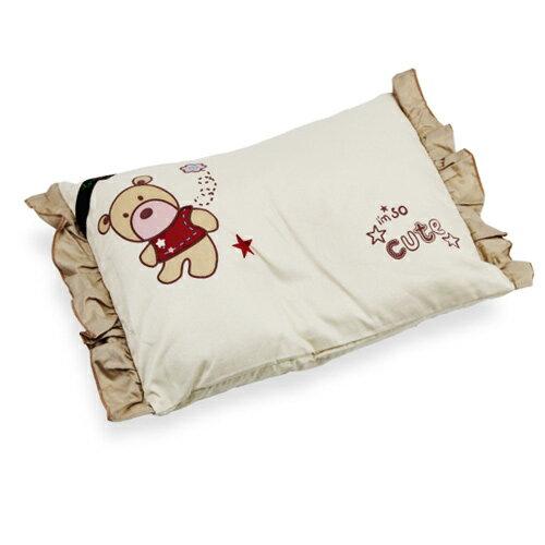 【奇買親子購物網】YIP-baby KUMA 3M 四季棉枕