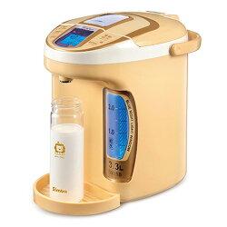 【奇買親子購物網】小獅王辛巴simbaLCD5段式定溫調乳器