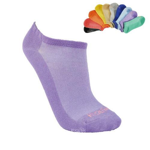 【奇買親子購物網】旅行家koolfree 防黴排汗彩色船襪 (顏色隨機出貨)