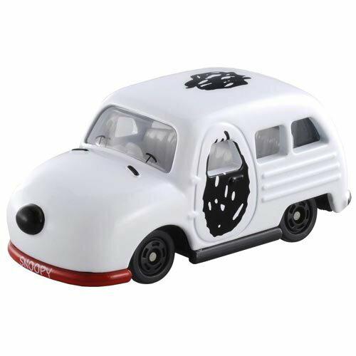 【奇買親子購物網】(153)DreamTOMICA史努比車