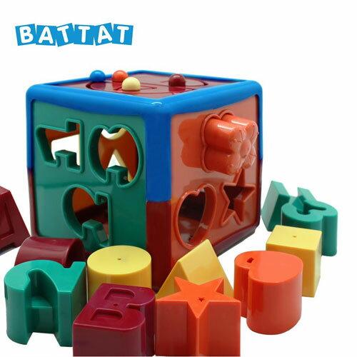 【奇買親子購物網】美國B.Toys 歡樂立方