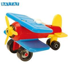 【奇買親子購物網】美國B.Toys 雙翼戰鬥機