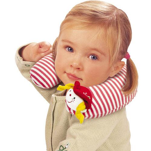 【奇買親子購物網】K's Kids Wayne Car Seat Pillow 幼童專用汽車護頸枕