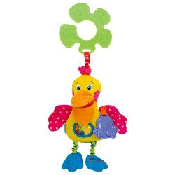 【奇買親子購物網】K's Kids Funky Stroller Pals-Hungry Pelican 可愛推車吊飾