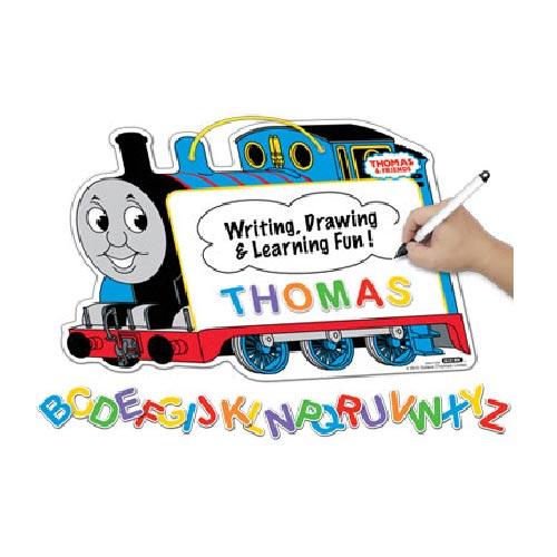 【奇買親子購物網】湯瑪士吸磁劃板