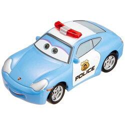 【奇買親子購物網】【TOMICA】CARS TOMICA 莎莉警車版