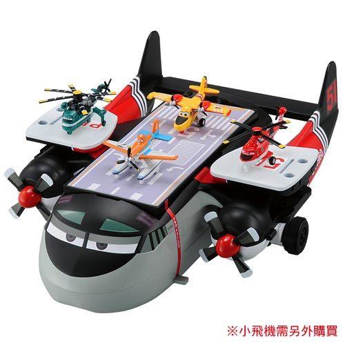 【奇買親子購物網】【TOMICA】PLANES飛機總動員緊急救援運輸機卡比
