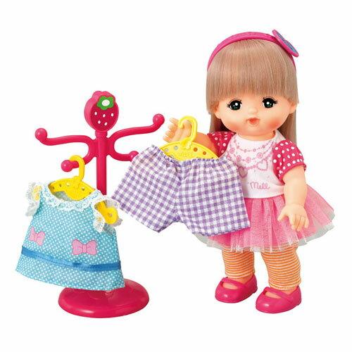 【奇買親子購物網】小美樂娃娃長髮美樂衣服組
