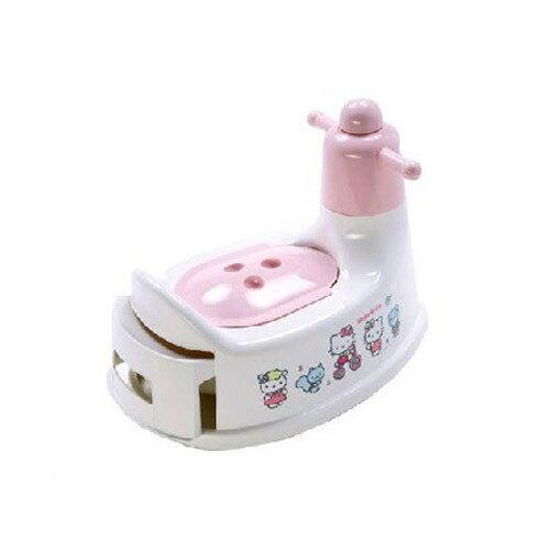【奇買親子購物網】Hello Kitty 騎座式便器