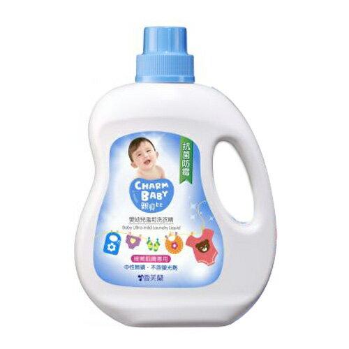 【奇買親子購物網】雪芙蘭親貝比 嬰兒溫和洗衣精1000ml