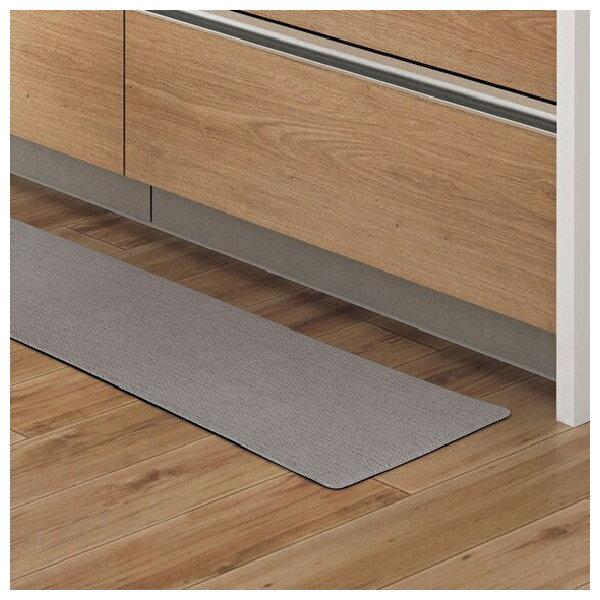 PVC 廚房地墊 STITCH GY 45×220 NITORI宜得利家居 - 限時優惠好康折扣