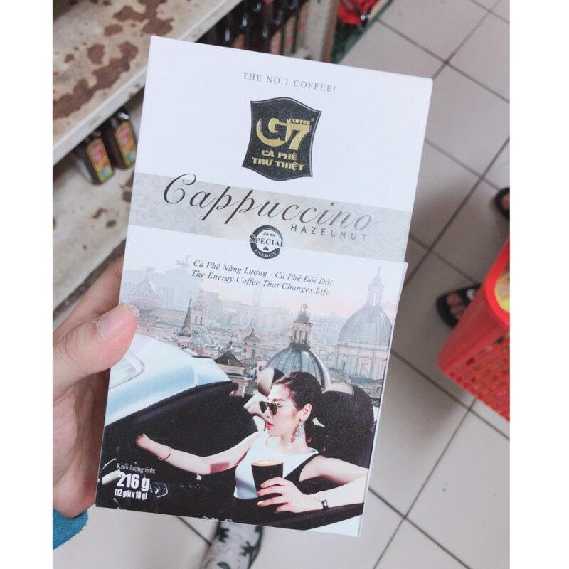 越南****人氣**G7 passiona 四合一咖啡 三合一咖啡 摩卡 榛果 特濃三合一咖啡 越南咖啡