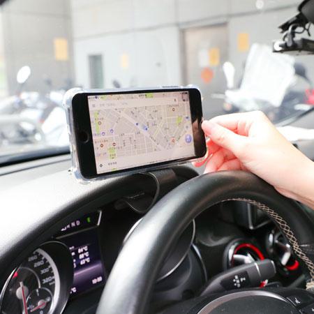 EZMORE購物網:磁吸式儀表板手機架手機架車用儀表板支架手機支架儀表板支架汽車支架汽車儀表磁鐵吸磁【B063036】