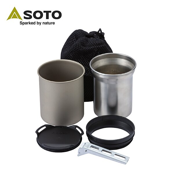 冷飲杯 / 啤酒杯 / 不銹鋼杯 SOTO 不鏽鋼冷飲杯ST-BT40 - 限時優惠好康折扣