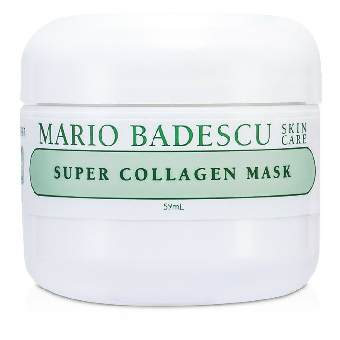 Mario Badescu - 面膜 Super Collagen Mask - 混合性/乾性/敏感性肌膚適用