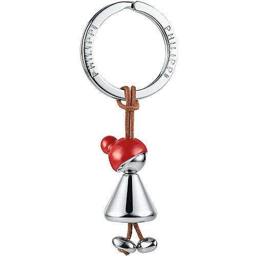 《PHILIPPI》小紅帽鑰匙圈(紅)