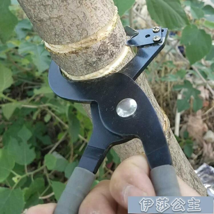 環剝刀丨新型環剝鉗棗樹環剝工具丨剝皮刀丨開甲器割樹皮果樹丨丨