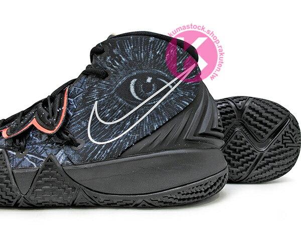 2020 Kyrie Irving 最新代言鞋款 NIKE KYBRID S2 GS KYRIE 4 5 6 HYBRID 大童鞋 女鞋 黑灰 WHAT THE 歐文 合體鞋 籃球鞋 (CV0097-001) 0720 3
