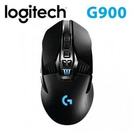 限量送鼠墊 Logitech 羅技 G900 有線/無線雙模光學滑鼠 機械式樞軸按鈕設計