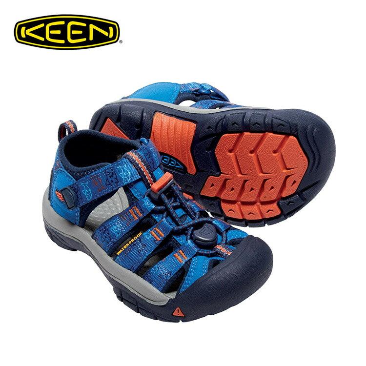 KEEN 織帶涼鞋Newport H2 1016592《小童款》 /  城市綠洲 (KID、水陸兩用、輕量、戶外休閒鞋、運動涼鞋) - 限時優惠好康折扣