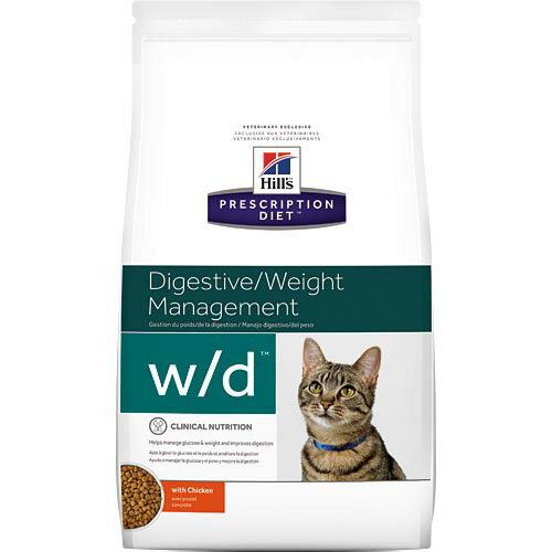 *Mi Gu*希爾斯Hill's《貓用w/d》1.5kg處方食品
