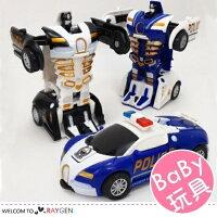 變形金剛兒童玩具推薦到警車一鍵撞擊變形金剛兒童玩具車就在mombaby推薦變形金剛兒童玩具