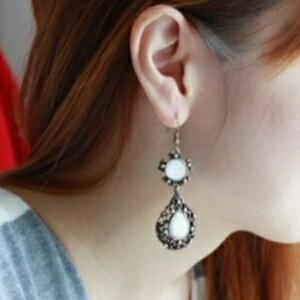 美麗大街【GE0207】歐美復古外貿飾品波西米亞復古水滴耳環