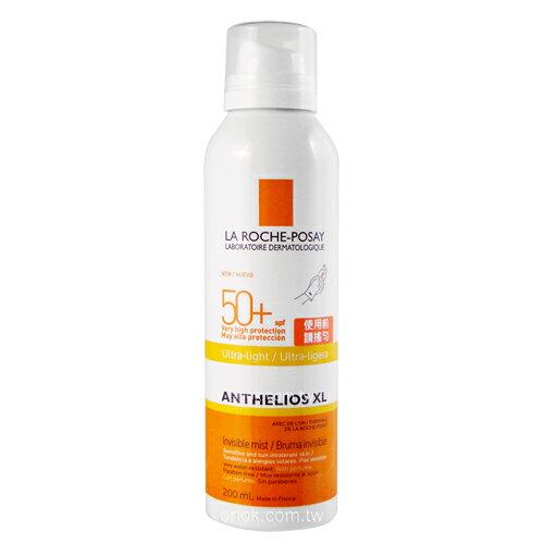 LA ROCHE-POSAY理膚寶水 安得利清透防曬噴霧SPF50+(200ml)