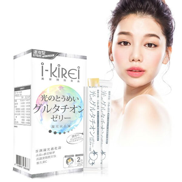 i-kirei凝光水晶凍15入/