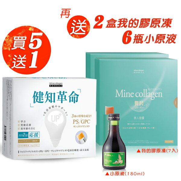 【買5送9】大和酵素 健知革命果凍(16gx20入)x5