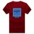 ◆快速出貨◆T恤.情侶裝.班服.MIT台灣製.獨家配對情侶裝.客製化.純棉短T.藍框/粉框HAPPY WORLD【YC414】可單買.艾咪E舖 3