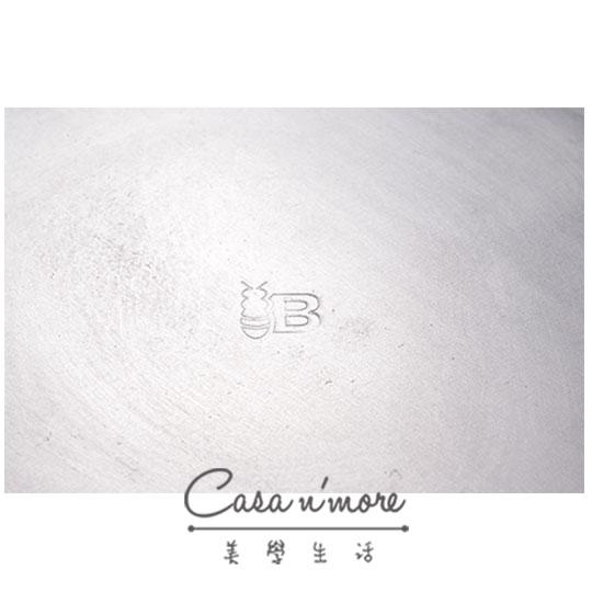 De Buyer 鐵鍋 單柄圓形煎蛋鍋 蜂蠟天然礦系列 24 cm 3