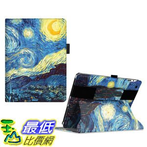 [106美國直購] 保護殼 Fintie iPad 234 Case Corner Protection Multi-Angle Viewing Headrest Mount B01NBC502D