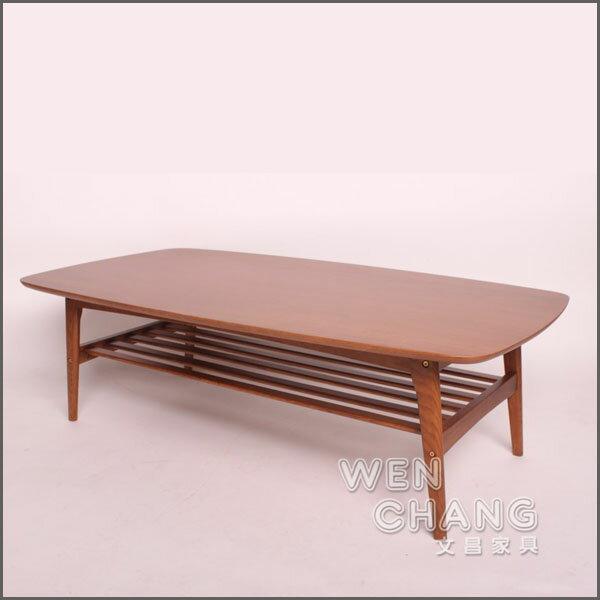日本經典復古家具KTABLE大茶几咖啡桌TTB005*文昌家具*