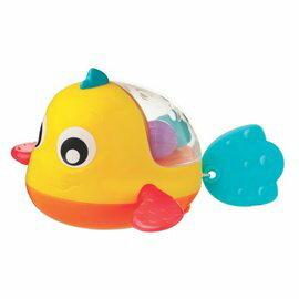 【淘氣寶寶】澳洲Playgro培高水中搖搖洗澡小魚PG4086377【保證原廠公司貨】