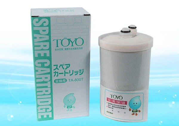 TOYO電解水濾心TA-800T原廠公司貨