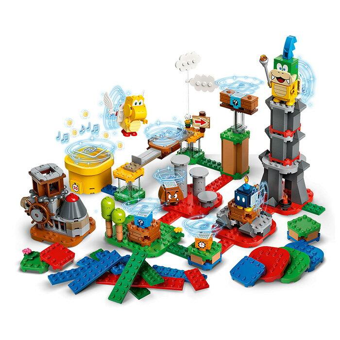 LEGO 樂高 SUPER MARIO 超級瑪利歐 71380 瑪利歐冒險擴充組 【鯊玩具Toy Shark】