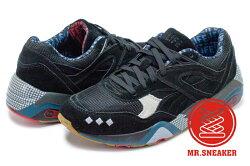 ☆Mr.Sneaker☆ Puma X ALIFE 限量 聯名 R698 風潮避震 黑色 黑灰